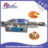 고품질 전기 피자 사용법 컨베이어 피자 오븐 32inch