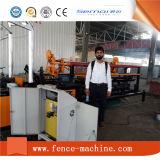 Máquina automática llena de la cerca de la conexión de cadena del diamante con Ce