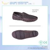 Mann-flache Weg-Schuhe, helle Sommer-Mann-beiläufige Schuhe