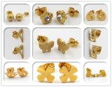 Brincos por atacado das mulheres dos brincos da jóia com aço inoxidável