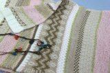 De AcrylSjaal van 100% voor Meisjes, de Breiende Bijkomende Sjaals van de Manier van de Sjaal