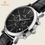 水晶Movt72591が付いている人のクロノグラフの腕時計のためのブランドの腕時計