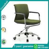 Grüner bequemer ergonomischer Computer-Stuhl u. Büro-Stuhl