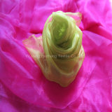 Leichtes blosses Kristallorganza-Gewebe für Brautkleid