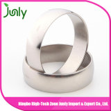 Anillos de bodas de los hombres del anillo de la clase del acero inoxidable del anillo de los hombres