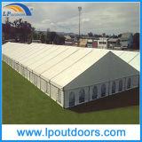 шатер доставки с обслуживанием шатёр 25X30m напольный алюминиевый большой для венчания