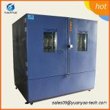 Tipo cabina de la Tres-Capa de prueba de la humedad de la temperatura en venta