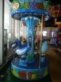 Одичалой машина игры океана управляемая монеткой с вращать дельфина