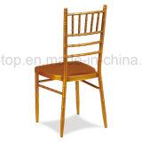 金属の舞踏室のイベントのTiffany卸し売りChiavariの椅子