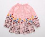 Camicia di Lace&Fold di modo delle ragazze dei capretti delle camice di estate dei bambini