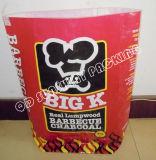Bags/BOPPの木炭Bags/Plastic木炭パッキング袋を包む木炭