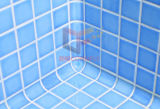 Cuarto de baño Piscina de cerámica Mosaico de cristal Azulejos (CST122)