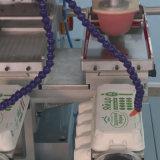 آلة الطباعة وسادة للكرتون البيض