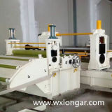 Galvanisierte kaltgewalzte Stahlring-aufschlitzende Maschine