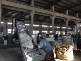 Riciclaggio l'espulsore e della plastica di pelletizzazione che granulano riciclando macchina