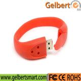 Disco istantaneo del USB del migliore di prezzi braccialetto del Wristband per la promozione