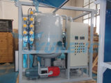 Máquina montada reboque da filtragem do petróleo do transformador para a manutenção do transformador
