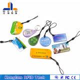 Daling-bewijs de Ultrasone Kaart van het Toegangsbeheer RFID van pvc van het Pakket