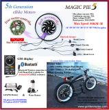 [بلوتووث] جديدة! سحريّة فطيرة 5 كهربائيّة درّاجة عدة /Ebike عدة/كهربائيّة درّاجة محرّك