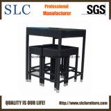 4 meubles de barre de Seaters/barres réglées/tabourets de barre en osier Tableau de barre (SC-A7188)
