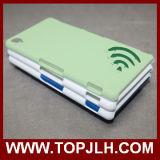 3D 소니 Xperia Z3를 위한 플라스틱 승화 이동 전화 상자