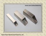 Пробка 304 волосяных покровов сваренная нержавеющей сталью квадратная