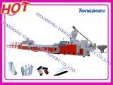 Линия штрангя-прессовани профиля PVC декоративные/производственная линия (JG-YXSZ)
