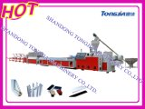 Belüftung-dekorative Profil-Strangpresßling-Zeile/Produktionszweig (JG-YXSZ)