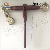 Связыватель нагрузки храповика трубы PVC Coated короткий