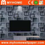 Material de construcción PVC 3D Wallpaper Dormitorio