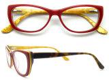 2016 de in het groot Frames van het Oogglas vormen Naakte Glazen Italië Eyewear