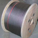 Câble métallique d'acier inoxydable (DIN ; LES BS ; Mil)