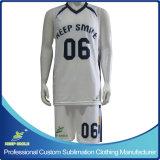 Pleine sublimation faite sur commande Printing&#160 ; Uniformes de la meilleure qualité de basket-ball