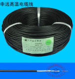 3 cable de Ygzp de caucho de silicona con blindaje