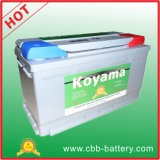 Горячая батарея автомобиля 60038-Mf Exide 12V100ah сбывания автоматическая безуходная