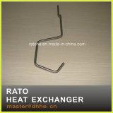 螺線形の管の熱湯ヒーター