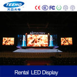 El panel de interior video de la pared P3 1/16s RGB LED del estadio de alta resolución