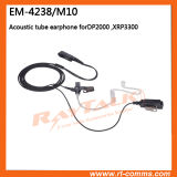 Bidirektionales Radio Acoustic Air Tube Earpiece für Motorola Dp2400/Dp2600 Radios