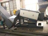 Macchinario di plastica di riciclaggio dei rifiuti per il lavaggio della pellicola del PE dei pp