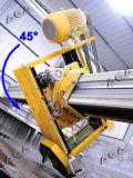 Вырезывание моста гранита мрамора направляющего выступа лазера увидело машина для Counter&Vanity покрывает (HQ400/600/700)