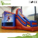 Kind-Spielwaren-Vergnügungspark-aufblasbares Spielzeug-aufblasbares springendes Haus für Verkauf
