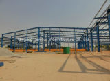 Vor-Ausgeführtes Stahlgebäude für industrielle Anwendungen