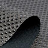 Eco-Friendly 물자 다이아몬드 패턴 PU 핸드백 가죽