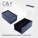 Caixa de empacotamento do perfume de madeira luxuoso