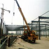 Het prefab Pakhuis van de Opslag van het Structurele Staal/Workshop