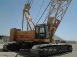 Гидровлический поднимаясь поднимая кран на гусеничном ходе оборудования CQUY1500