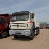 Caminhões do veículo com rodas do caminhão de descarga 10 de Beiben 340HP para a venda Congo