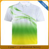 승화되는 주문 성인 폴로 셔츠 인쇄