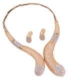 Tubi di vendita caldi, collane, orecchini, braccialetti, insiemi dei monili degli anelli