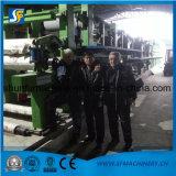 Nueva cadena de producción acanalada del cartón máquinas de la planta de reciclaje para hacer el rodillo de papel